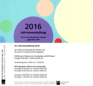 Jahresausstellung 16small