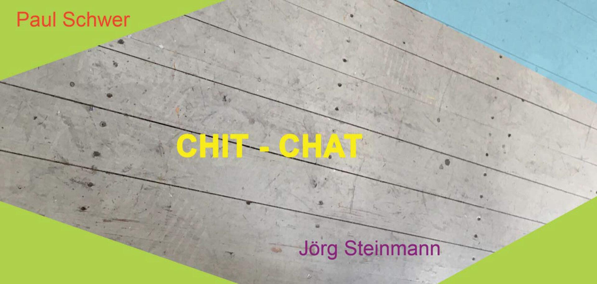 SITTart Ausstellung  Schwer – Steinmann